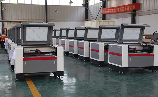 Co2 Laser Machine Delivery
