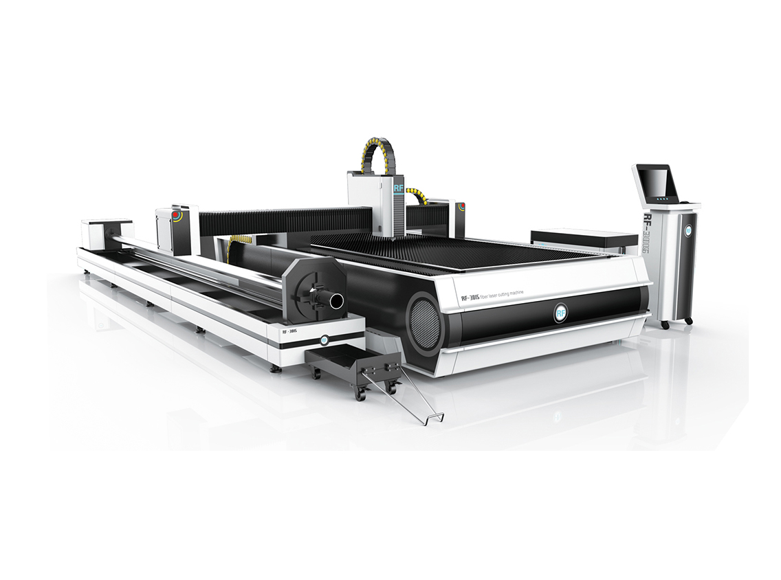 Fiber laser cutting machine RF3015CT
