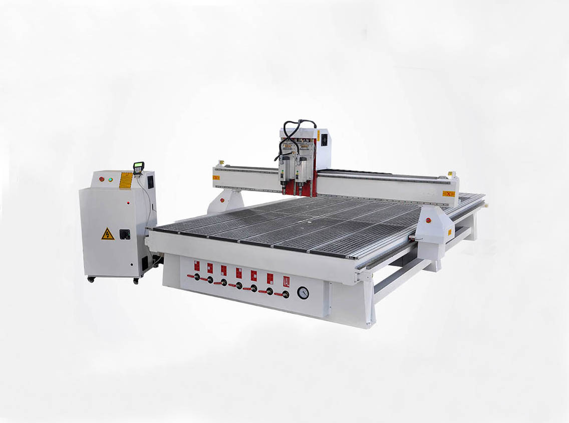 Multi-Heads CNC Router