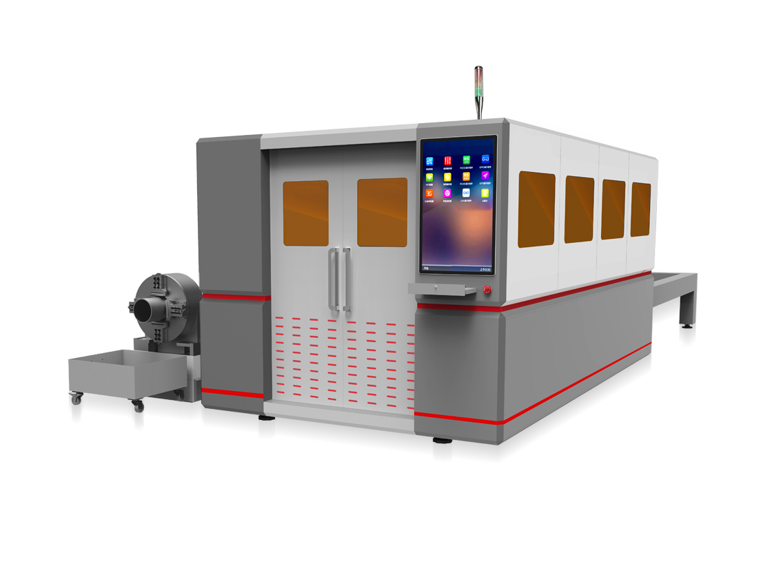 RF3015AP Fiber Laser Cutting Machine